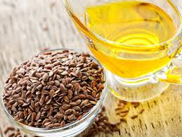 flax seed oil to reduce cellulite